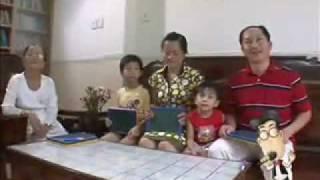 Phần 1:Giá trị của yêu thương - HTV7 Gia đình Cường Hoa, Vũ Trụ, Nghị Viện