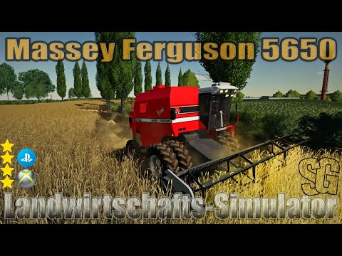 Massey Ferguson 5650 And Massey Ferguson Cutter v1.0.0.0