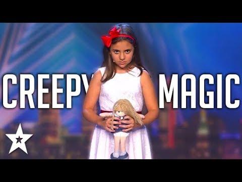 Kid Magician TERRIFIES Everyone On Spain's Got Talent! | Got Talent Global