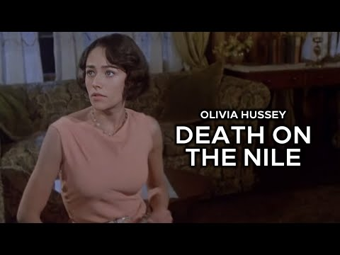 Olivia Hussey in Death on the Nile (1978) - (Clip 2/4)
