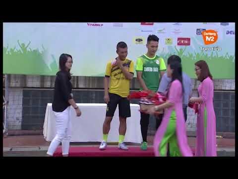 Trận chung kết và lễ bế mạc giải bóng đá truyền thống Báo Công an TP Đà Nẵng lần thứ 9 năm 2018