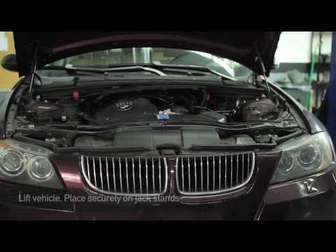 How To Install: Mishimoto 2007-2010 BMW 335i / 335xi / 135i Performance Aluminum Intercooler