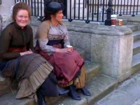 Matthew Macfadyen,Fun and laughter with the cast of Ripper Street, 21 March 2013 (4-12)