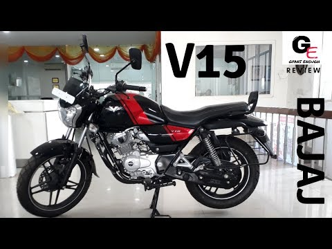 2018 Bajaj V15 | most detailed review | price | mileage | features | actual look !!