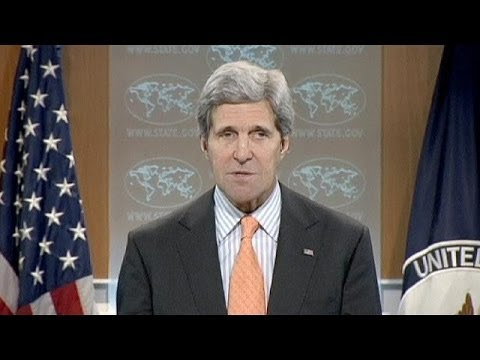 US urges Syria opposition to join 'Geneva II' peace talks