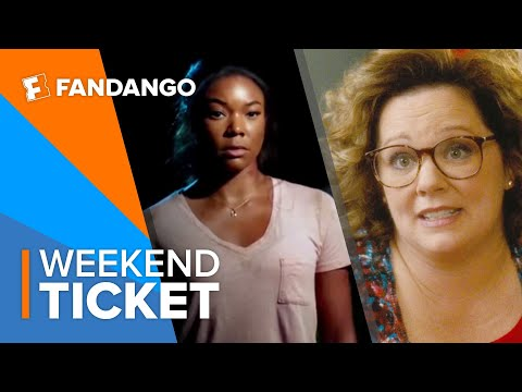 Now In Theaters: Life of the Party, Breaking In | Weekend Ticket