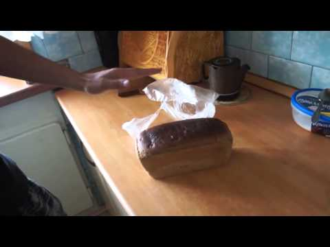 Venäläinen leipä sisältää yllätyksen