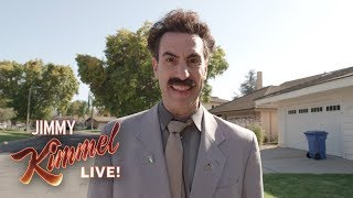 Video Borat RETURNS to Tamper with the Midterm Election MP3, 3GP, MP4, WEBM, AVI, FLV Desember 2018