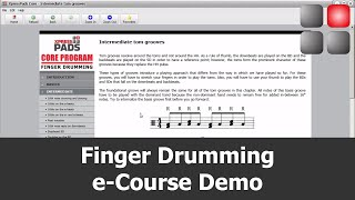 Finger Drumming eCourse Demo