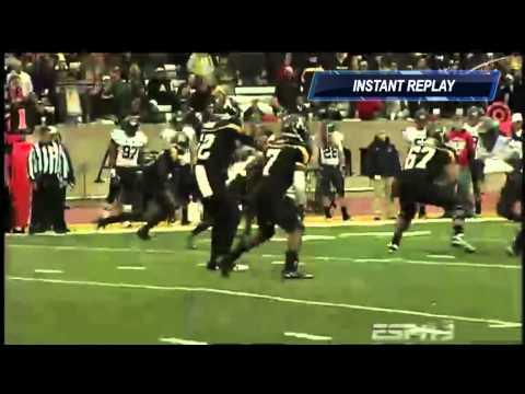 Brian Quick vs Maine 2011 video.