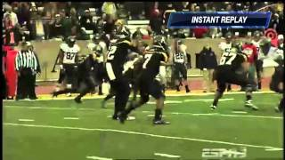 Brian Quick vs Maine 2011