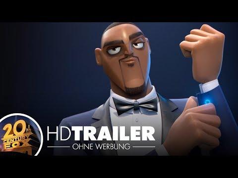 Spione Undercover – Eine wilde Verwandlung | Offizieller Trailer 1