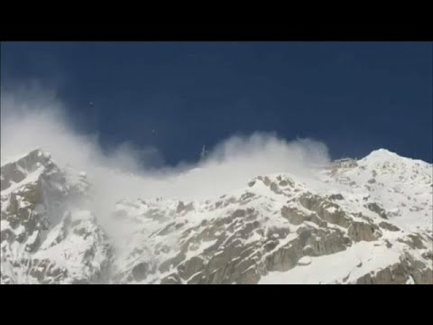 Άλπεις: Δύο νεκροί από χιονοστιβάδα