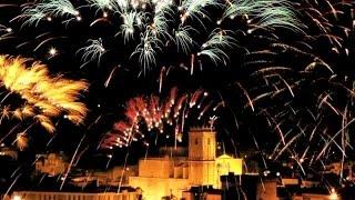 ELCHE trilogie volet 2 ( Nit de Alba, Roa ..  (fêtes et coutumes)