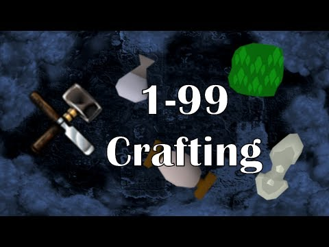 how to train crafting 2007