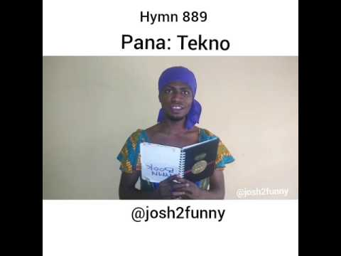 Tekno's Pana has been remixed by the funniest comedian ever Josh2funny (Nigerian Comedy)