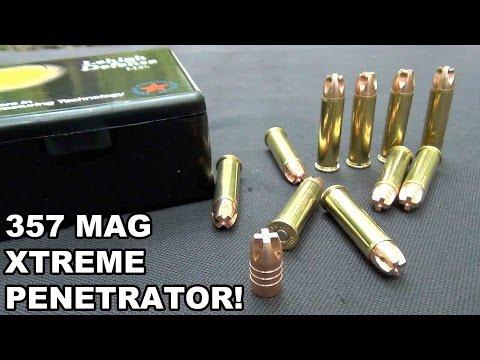 357 MAG Xtreme Penetrator! Lehigh Defense 140gr XP