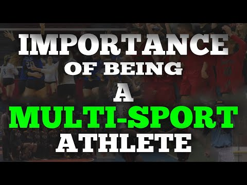 SEASON 2 EPISODE 6 (SEGMENT 1) - THE IMPORTANCE OF BEING A MULTI-SPORT ATHLETE