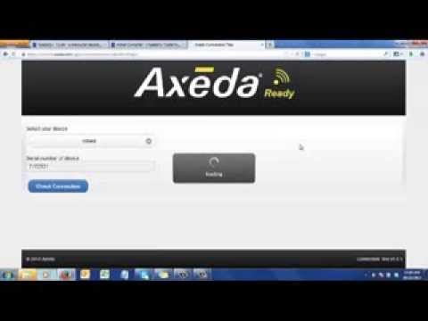 Watch Video: Axeda Go Kit for ARM mbed Quicksteps