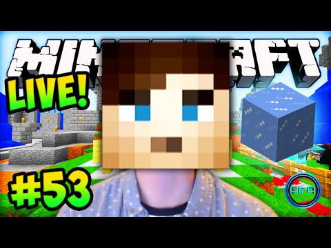 """MINECRAFT (How To Minecraft) – w/ Ali-A #53 – """"ALI-A FACE!"""""""