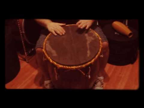 Bomba Drum Demo