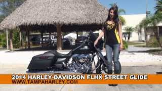 8. New 2014 Harley Davidson Street Glide Touring Bike for sale