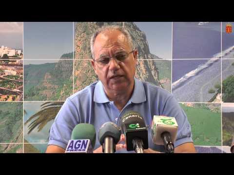 El Cabildo informa sobre la ejecución de obras públicas por valor de 2,4 millones de euros