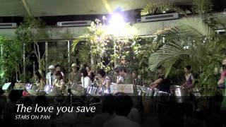 The love you save@夢の島熱帯植物園