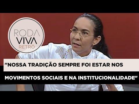 Heloísa Helena fala sobre a posição do PT no governo federal | 2003