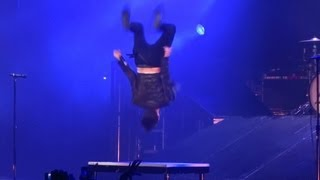 """Video Fall Out Boy - Drake cover, """"What a Catch, Donnie"""" and """"20 Dollar Nose Bleed"""" (Live in S.D. 9-22-13) MP3, 3GP, MP4, WEBM, AVI, FLV April 2018"""