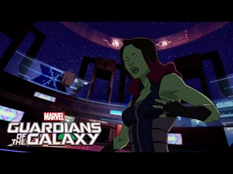 Marvel's Guardians of the Galaxy 1.22 Clip