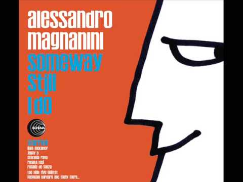Alessandro Magnanini feat. Jenny B - Secret Lover