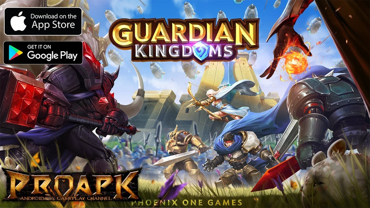 Guardian Kingdoms