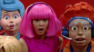 LazyTown S03E13 The Holiday Spirit 1080p Icelandic.