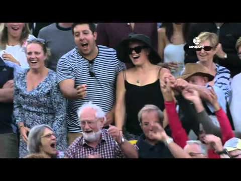 ASB Classic Night Session Highlights - Thursday 14 January 2016