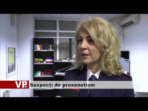 Suspecți de proxenetism