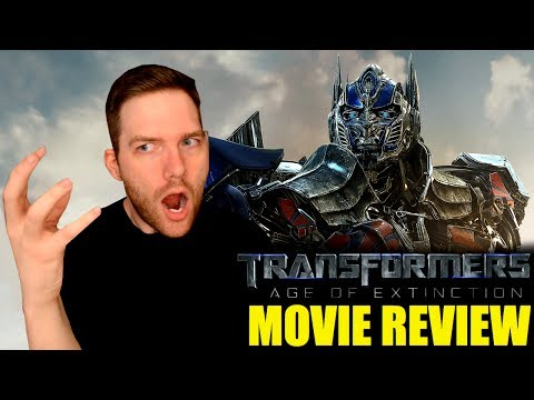 Transformers: Age of Extinction - Movie Review
