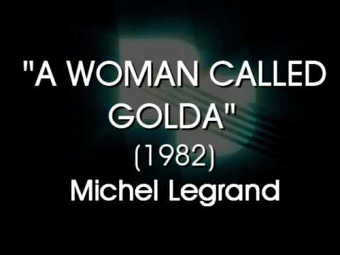 A Woman Called Golda (1982) Michel Legrand (видео)