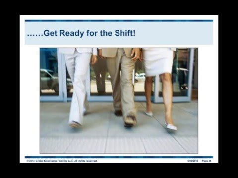 Control Shift: The Shifting Role of the IT Professional