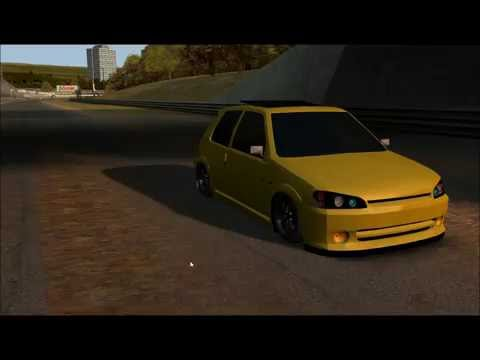LFS Peugeot 106 Devir Kesici , Engine Sounds Rev Limittir [HD]
