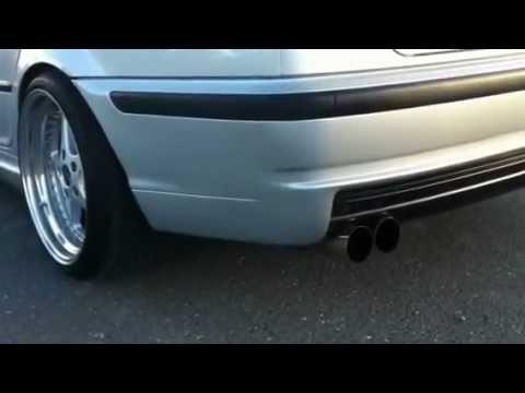 BMW E46 328i Sound - G Power