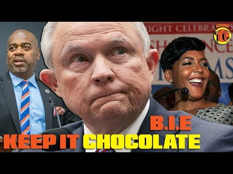 ATLANTA MAYOR Keep it Chocolate and Jeff Sessions B.I.E Report Special BROADCAST