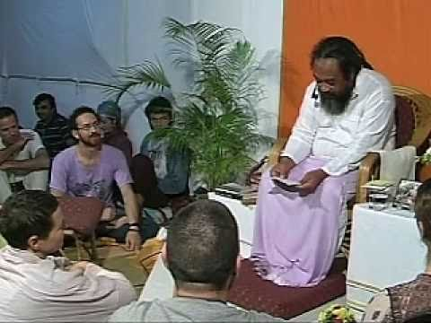 Mooji Video: The Power of Belief and Attention