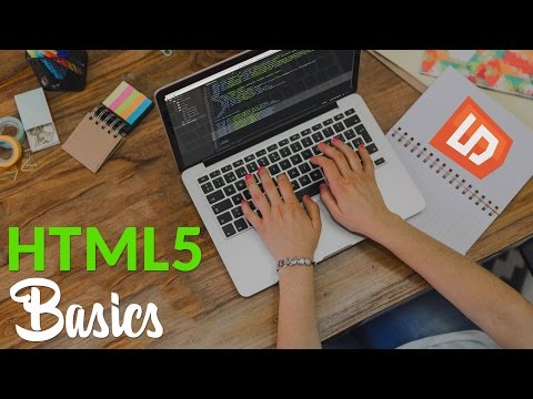 How To Get Started with HTML 5 | An Intro to HTML 5 Basics | Learn HTML5 in 1hr