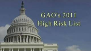 GAO: High Risk List 2011: Comptroller General Gene Dodaro's Opening Statement Before Congress