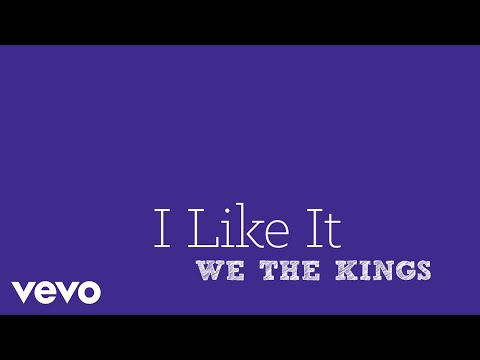 I Like It (Lyric Video)