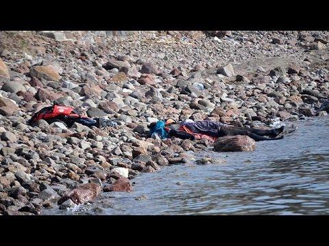 Νέα τραγωδία με πρόσφυγες στο Αιγαίο – Δεκάδες νεκροί ανάμεσα τους και παιδιά