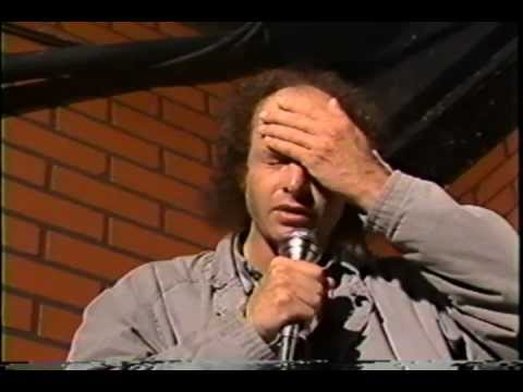 World's Smallest Comedy Club featuring Steven Wright