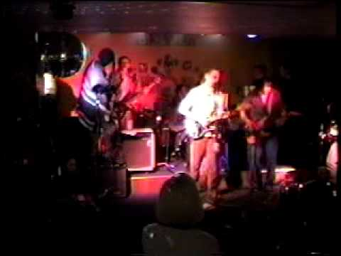 CAPN RALF first show 2002 ft. TOM SETH WHITMAN's comedy