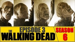 The Walking Dead Season 6 Episode 3 Reaction & Review (Spoilers) Ep.603